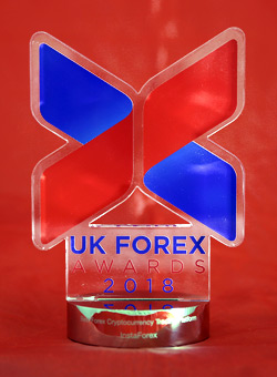 Best Forex Cryptocurrency Trading Platform 2018 dari UK Forex Awards